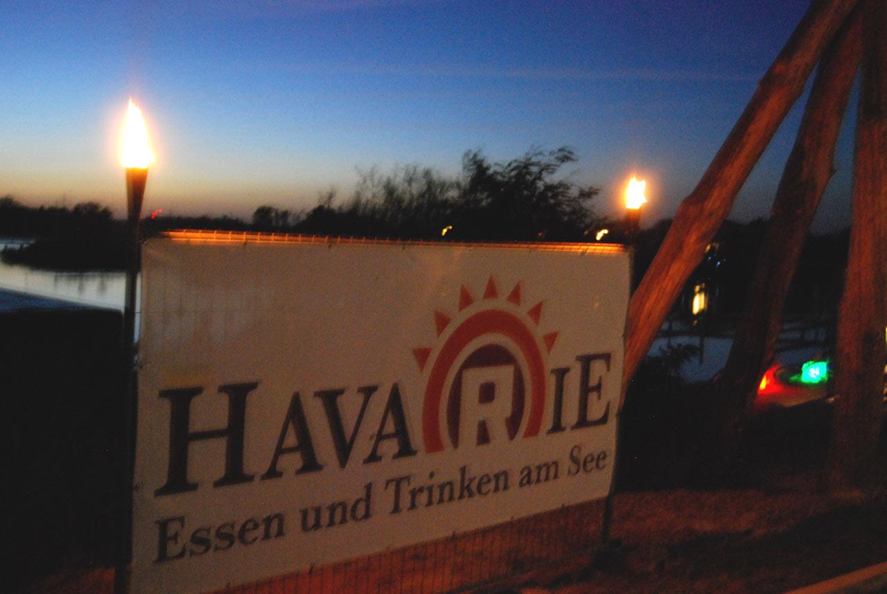 Havarie Marina Bortfeld Fakeln